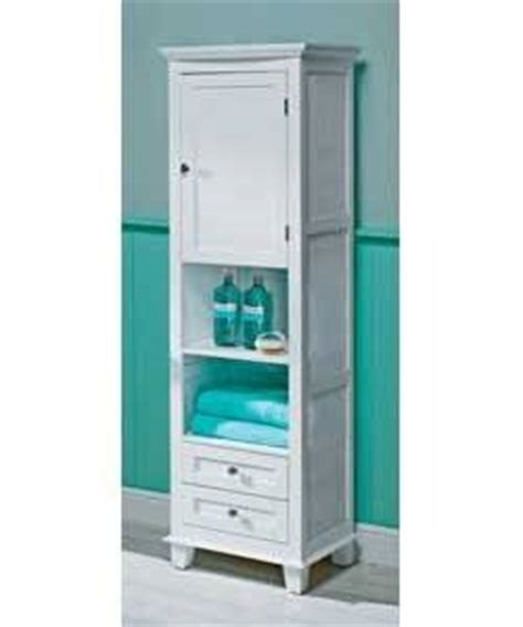 modern white floor standing bathroom cabinet
