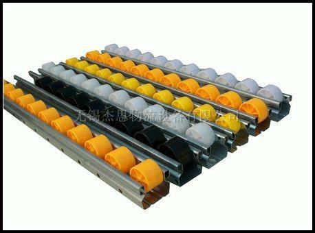 Roller Teflon js metal frame pvc wheel conveyor wheel rail skate roller