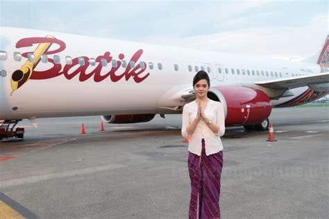 Batik Air Di Kuala Lumpur   batik air resmi layani penerbangan tangerang kuala