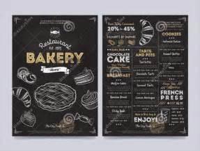 chalkboard menu template 45 chalkboard menu templates free premium templates
