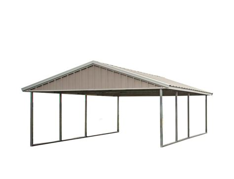 pws 16feet x 20feet premium canopy carport the home