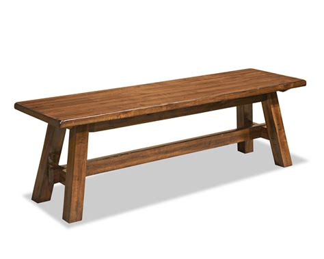 wooden backless bench timberline backless wood bench