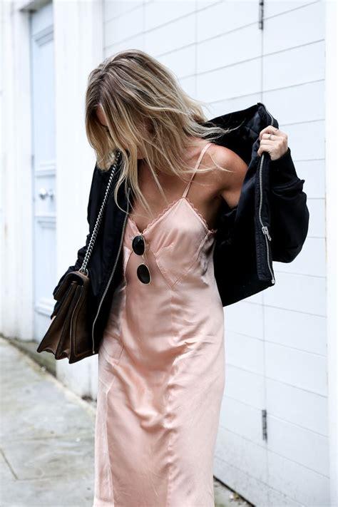 Chiara Satin Slip On top 25 ideas about slip dress on slip