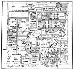 Atlanta Street Map by List Of Former Atlanta Street Names Wikipedia