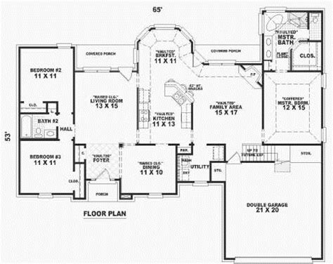 1800 square foot house 1800 sq ft house plan oaklawn 18 002 170 from