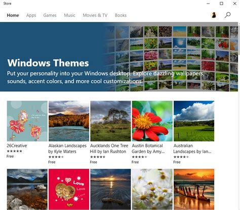 install desktop theme for all users in windows 10 windows how to download install and remove themes from windows
