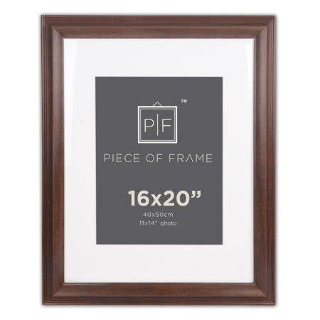 Golden State 16x20 Photo Frame 1 5 Inch With Ivory