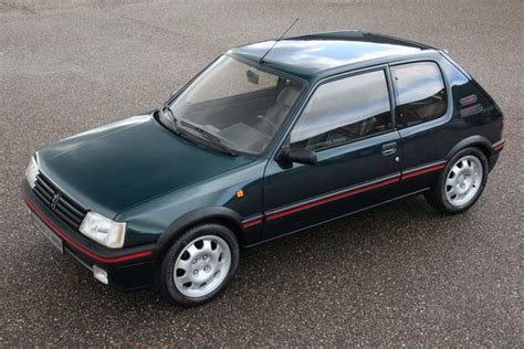 peugeot 205gti consignatie oldtimer of youngtimerpeugeot 205 gti 1 9