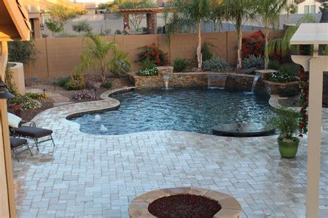 arizona backyard landscaping ideas custom landscape design landscaping ideas and