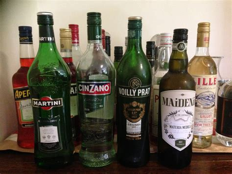 vermouth brands vermouths in australia a survey the martini whisperer