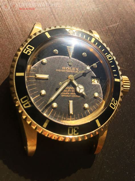 Rolex Villenia Gold Coulor Fashion Diskon rolex submariner 1680 factory gilt black 18k solid yellow gold 1978 ebay