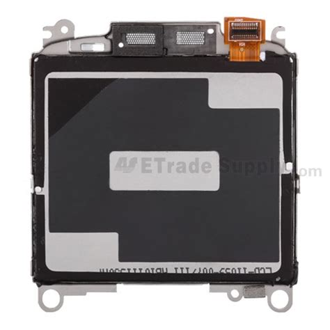 Lcd Bb 8520 blackberry curve 8520 screen 8530 lcd with frame 11059