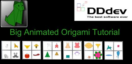 android quick tutorial pdf quick look at big animated origami tutorial app in the