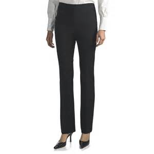 Atelier luxe barely boot dress pants modern fit for women in black