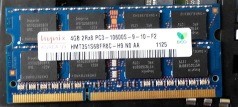 Laptop Yg Ram 4gb can hynix 4gb ddr3 10600s and 12800 work together in same laptop solved memory