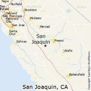 san joaquin california map best places to live in san joaquin california