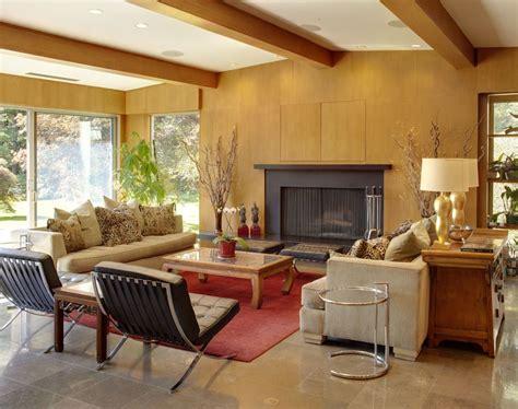 Midcentury Living Room by 5 Characteristics Of Mid Century Modern Furniture Iris