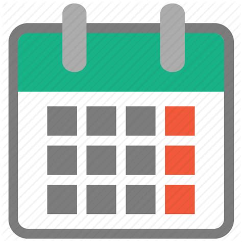 date symbol calendar date day event month schedule timetable