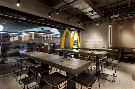 Mcdonald Interior Designer by This Is The Most Remarkably Modern Mcdonald S We Ve