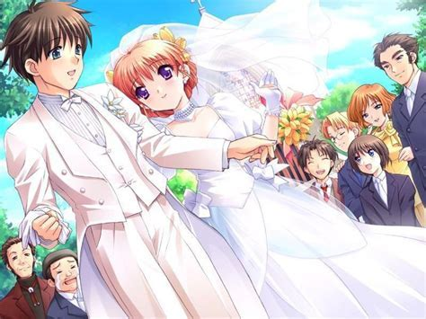 "22 best ""Wedding Wedding! Were gonna have anime wedding"