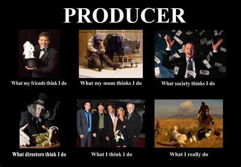Director Meme - what the hell does a producer do anyways