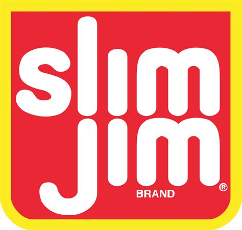 slim jim logo png slim jim logo food logonoid