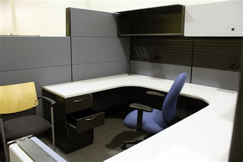 remanufactured herman miller cubicle ofw pittsburgh