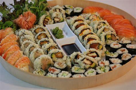 Tray Sushi Import Hp 02 sushi platter celeste catering melbourne