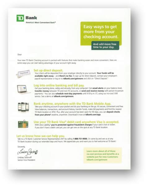 Bank Welcome Letter New Customer 7 ways to succeed with new customer onboarding