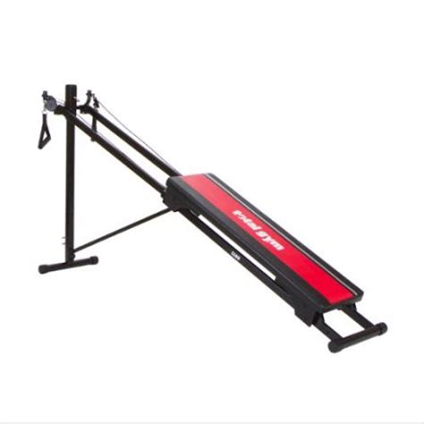 total 1100 home fitness folding exercise equipment