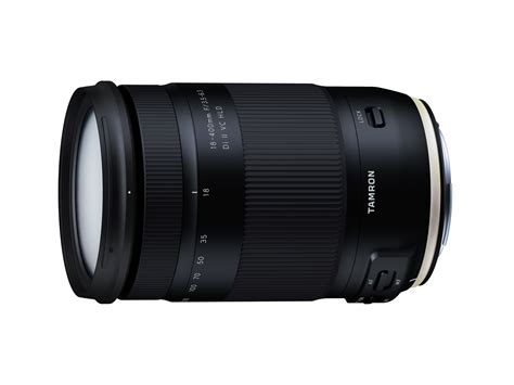 new lens new tamron ultra telephoto 18 400mm f3 5 6 3 zoom lens