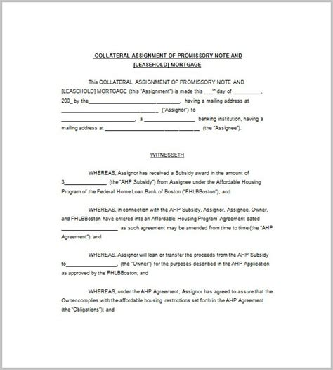 Promissory Note Template Virginia Template Resume Exles P10rwzxb9p Amendment To Promissory Note Template