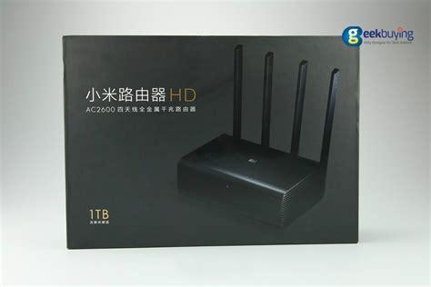 Xiaomi Mi Wifi Hd Router Pro Black xiaomi mi router hd unboxing