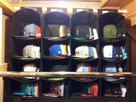 Closet Hat Storage by 15 Best Images About Cap Storage On Steven S