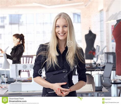 fashion design home business fashion designer entrepreneur at small business stock photo image 39415377