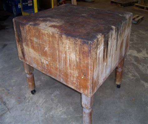 antique butcher block kitchen island atkinson georgia butcher block 40 1 2 quot x 36 1 2 quot x 16