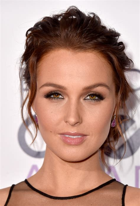 greys anatomy natural hair styles camilla luddington pictures people s choice awards 2015