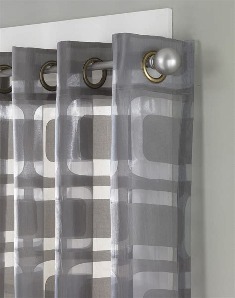 Modern grey curtain gray and yellow curtains contemporary curtains