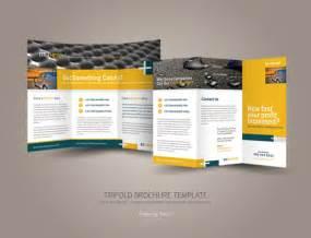 business tri fold brochure designs dzinepress
