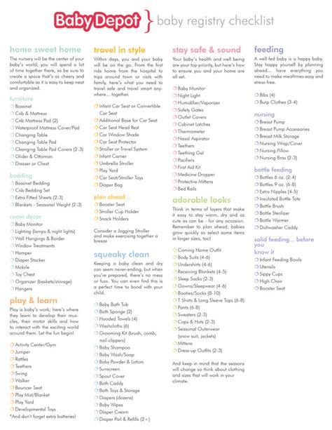 Baby Medicine Cabinet Checklist by Best 25 New Baby Checklist Ideas On Baby List