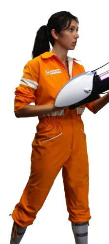 Jumsuit Salur Special Price portal 2 chell s jumpsuit costume small r rasheedre