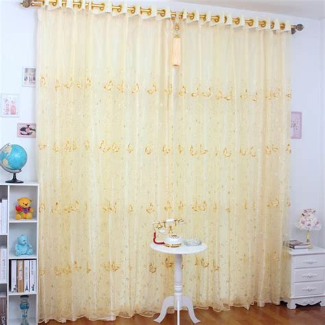 patio door sheer curtains beautiful butterfly embroidery sheer curtains for patio doors