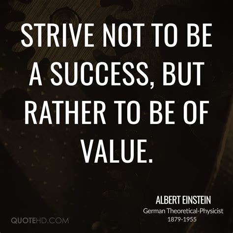 Be A Succes albert einstein success quotes quotehd