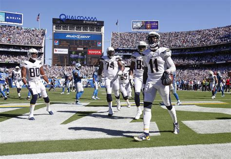 chargers last bowl win oddsmakers like chargers after win the san diego union