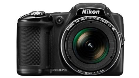 Kamera Nikon Coolpix L830 nikon coolpix l830 test klartest de