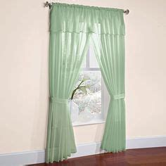 all in one curtain set jacquard 6 pc one rod curtain set all in one window