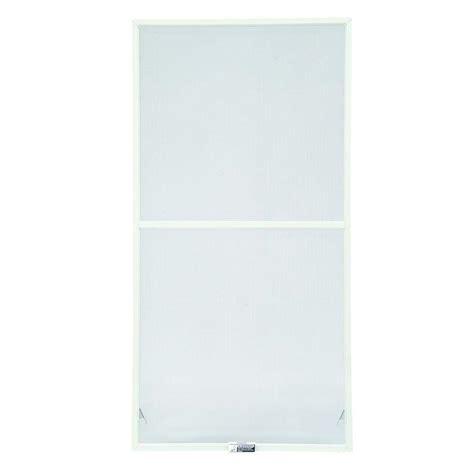 ez screen room 8 ft x 10 ft white aluminum frame screen