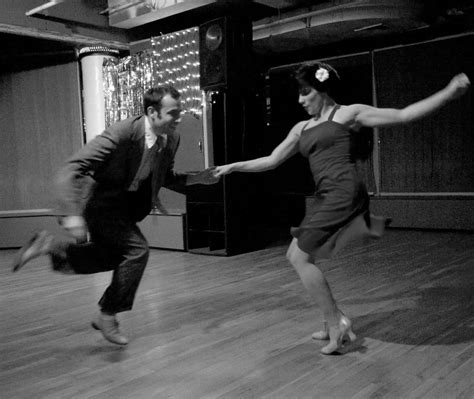 Lindy Hop Swing Out by Swing Lindy Hop Swing Dances Lindy