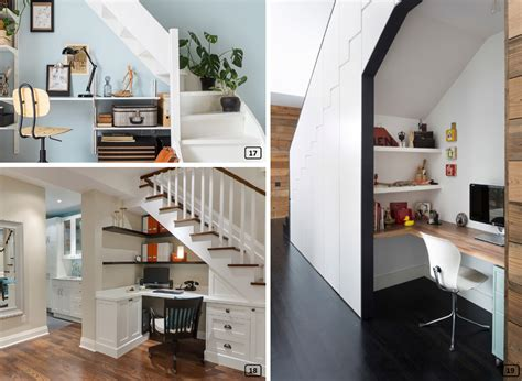 am駭agement bureau sous escalier 24 ideas for optimizing the space staircase