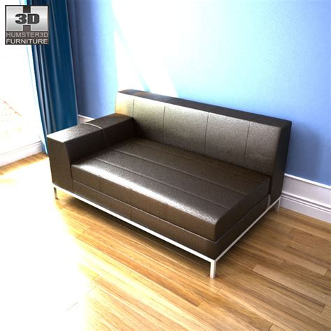 Ikea Kramfors Sofa 3d Model Hum3d Kramfors Leather Sofa